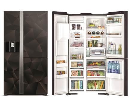 Sửa Tủ lạnh Side By Side Hitachi tại Hà Nội