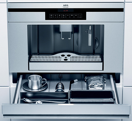 Bảo hành Máy pha cà phê Electrolux